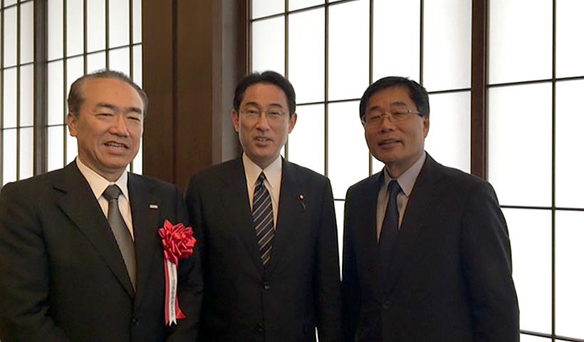 平成28年度外務大臣表彰受賞