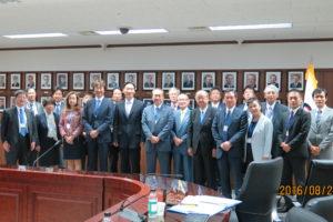安全保障委員会 「第15回大韓民国調査団」