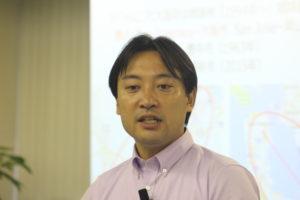 内閣官房 日本経済再生総合事務局 企画官 桑原智隆 氏 が講演