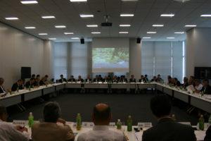 第1回西日本経済同友会代表者会議を開催、共同アピールを発表