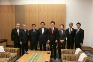 2019年G20大阪サミット 開催に向けて ~協議会設立と首相官邸訪問~