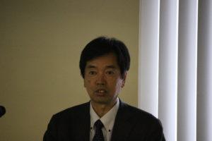 ドレミングホールディング CEO 高崎義一 氏 が講演