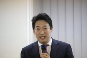 日本CEO協会 代表理事 中村誠司氏 が講演