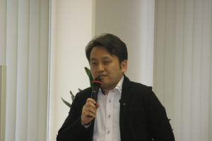 ATOUN 代表取締役社長 藤本弘道氏 が講演