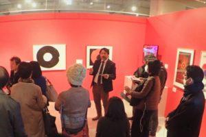 コーポレート・アート・コレクション 第2回「なにわの企業が集めた絵画の物語」展、多彩なプログラムでにぎわう