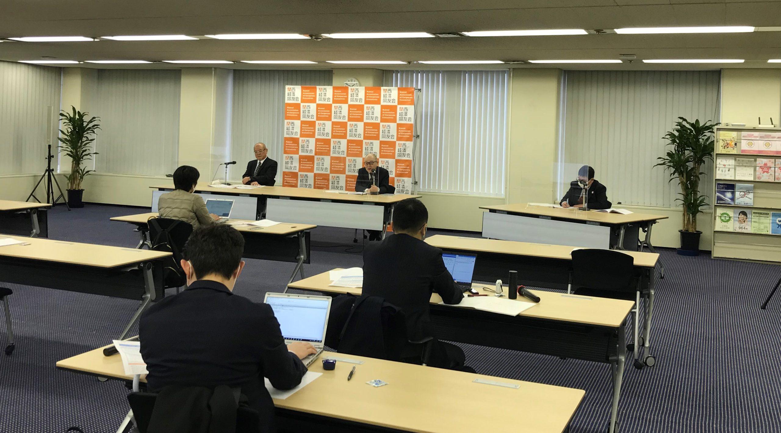 提言「アートを活かした人材育成と都市価値向上へ。~大阪・関西の未来を文化の力でつくる~」を発表