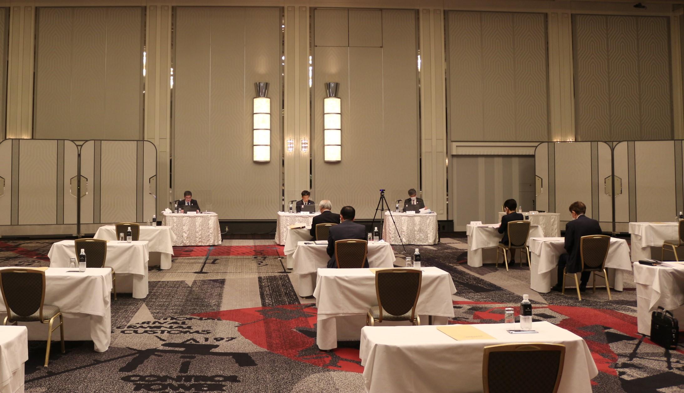 令和3年度通常総会開催 古市・生駒 新体制スタート
