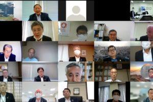 第7回西日本経済同友会代表者会議 アフターコロナを見据え、地域の経済・社会活性化のあり方を議論